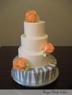 Sugar Petals Cakes