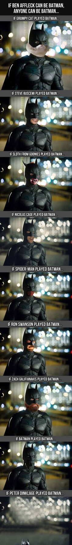 All the Batmans