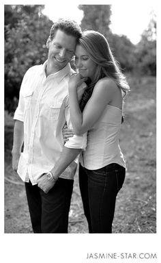 Garden Engagement : Elise + Chris