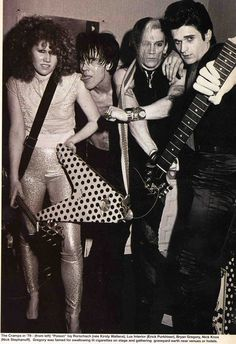 the cramps in '79