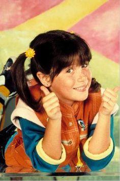 Punky Brewster  i loved her!!!