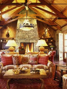 Family Ranch and gorgeous timberframe home