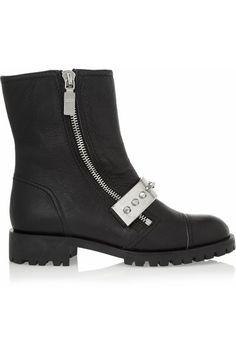 Shop now: Alexander McQueen Boots