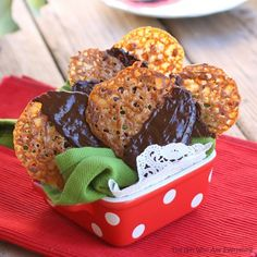 Brown Buttercrunch Cookies