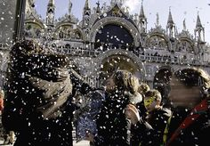 I wanted to introduce my two sons to the concept of Carnival. But was there a way to do it without subjecting them to the lewd drunkenness and nudity that often accompany such celebrations? And with so many world-class cities hosting bucket-list worthy festivities, where would we go? Venice.