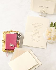 The Traditionalist Invitation Ideas