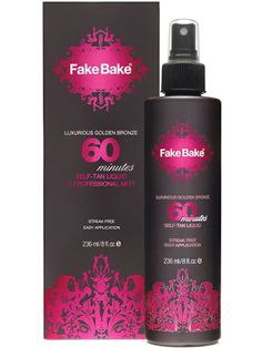 The Ultimate Self-Tanner Guide: Fake Bake 60 Minute Tan