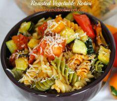Roasted Vegetable Rotini