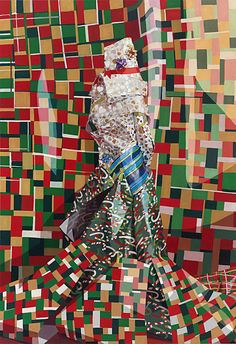 Matriarch - Painting by Celeste Rapone