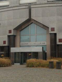 Our city's design center.