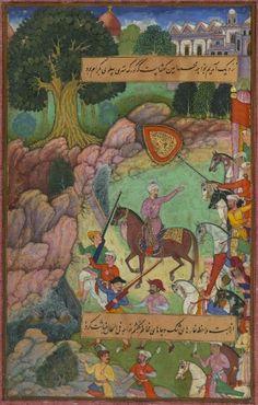 turkish illuminated manuscript