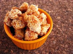Popcorn Chicken. (Grain/Nut/Corn/Soy/Dairy/Egg Free)