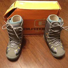 New in Box Size 6 Men's Burton Moto Snowboarding Snowboard Freesole Soft Boots | eBay