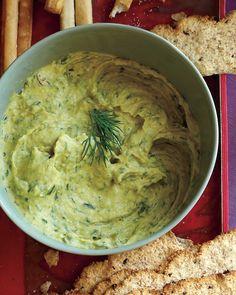 Herbed Hummus - Martha Stewart Recipes
