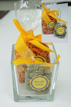 Wasabi & Nuts