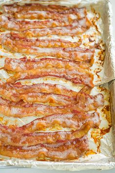 How to Make Oven-Fried Bacon