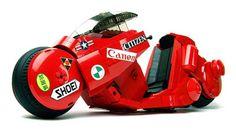 LEGO Version of Kaneda's Motorcycle (Akira)