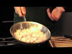 Steam Frying is a more healthyful way to cook... and watch this short video to learn how easy it is!