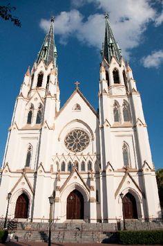 Catholic Church in Savannah, GA