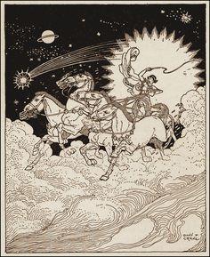 Donn Crane — The Story of Phaethon