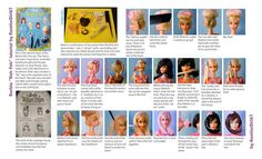 All sizes | Barbie Hair Fair tutorial