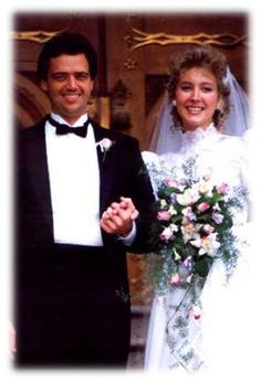 Jay and Kandilyn Osmond married August 25, 1987.