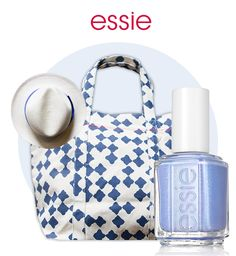 let the color celebration begin this may! enter for a chance to win summer beach essentials, or a manicure kit featuring essie's beloved 'bikini so teeny'.
