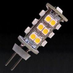 12V 2 Watt LED G4 JC