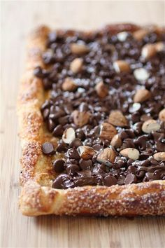Chocolate Almond Pastry