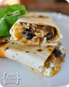 Sounds easy enough.    Crispy Southwest Chicken Wraps