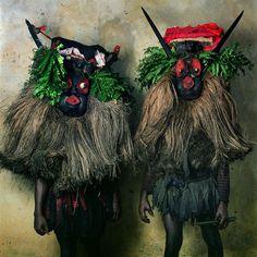 Phyllis Galembo : Maske