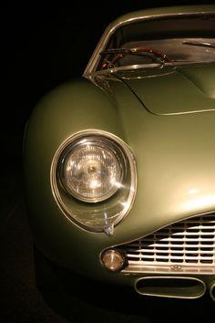 Aston Martin DB4 Zagato. @designerwallace