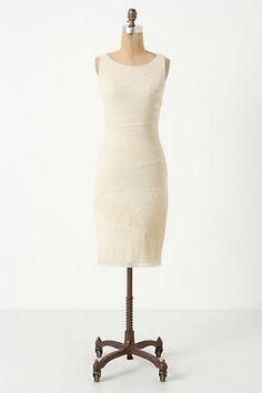 Ines Column Dress. $188