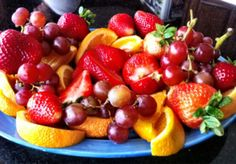 all i want to eat ever for the rest of the summer #nomnom #fruitsalad #beautiful