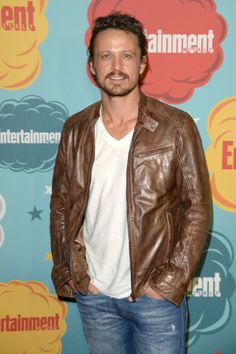 Revolution David Lyons 2013 July 20 Entertainment Weekly's Annual Comic-Con Celebration #nbcrevolution #Revolution  #davidlyons