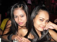 Angeles City (PI) 3sum pair..blessed with Duracell like energy !  #philippines #privatedancer #angelescity #pinaygirls