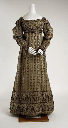 Dress  1819-1822  The Metropolitan Museum of Art