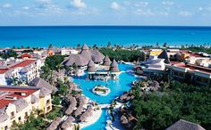 Riviera Maya, Mexico..Iberostar Paraiso all inclusive resort...very close to Cancun. We also went there! Can't wait to go again