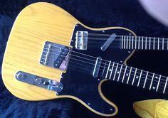Guitar Blog: Highly ingenious Telecaster guitar and mandolin doubleneck
