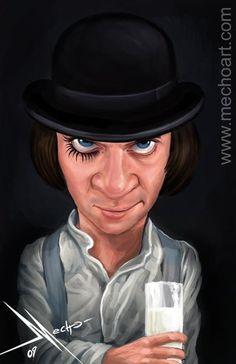 Alex Clockwork Orange by Mecho.deviantart.com