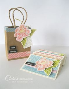 Core'dinations and Stampendous (Day 3) | Clare's creations