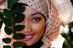 gorgeous in hijab