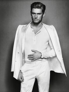Alex Pettyfer (actual like this picture of him!)