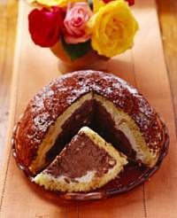 I think I will make my zuccoto cake this year with Nutella... Rebel. yes, I know :D