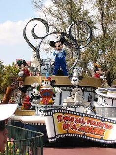 Orlando Disney World parade | Flickr - Photo Sharing!