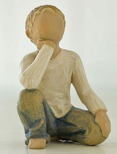 """Shane"" - Would love a Willow Tree figurine to represent each of the children. Mother's Day idea?"
