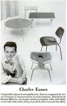 Charles Eames!