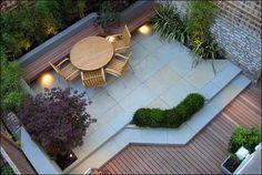 Small patio design...