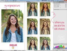 Cool photo editing tips from TidyMom.net