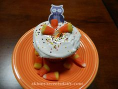 Pumpkin Spice Harvest Cupcakes skinni pumpkin, vanilla cupcakes, pumpkin spice, harvest cupcak, spice harvest